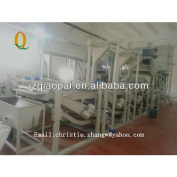 High quality sunflower seeds shelling machine