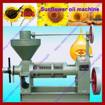 Hot sale cold pressed mini essential oil extracting machine