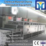 High quality chemical dryer machine/quartz sand microwave drying machine