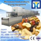 China best price microwave herbs kava leaves roots dryer/sterilizer