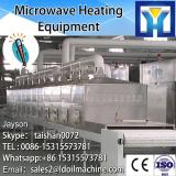 tunnel type high temperature microwave penetrate friction material self heated equipment